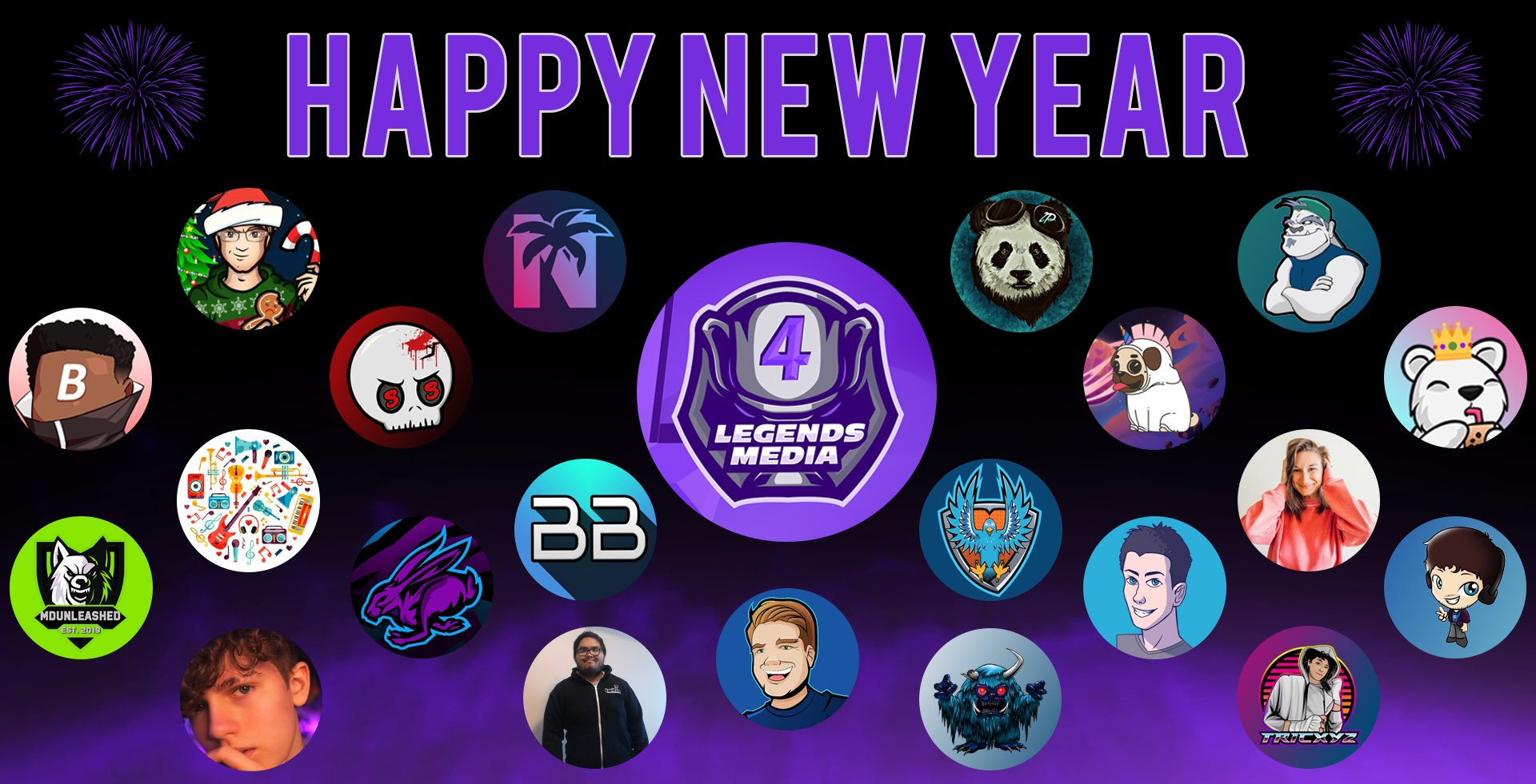 Happy New Year from 4LM!