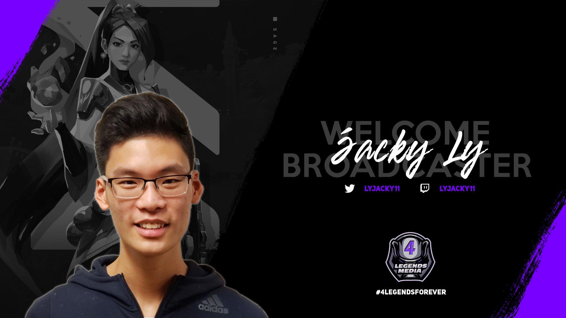 Introducing Jacky