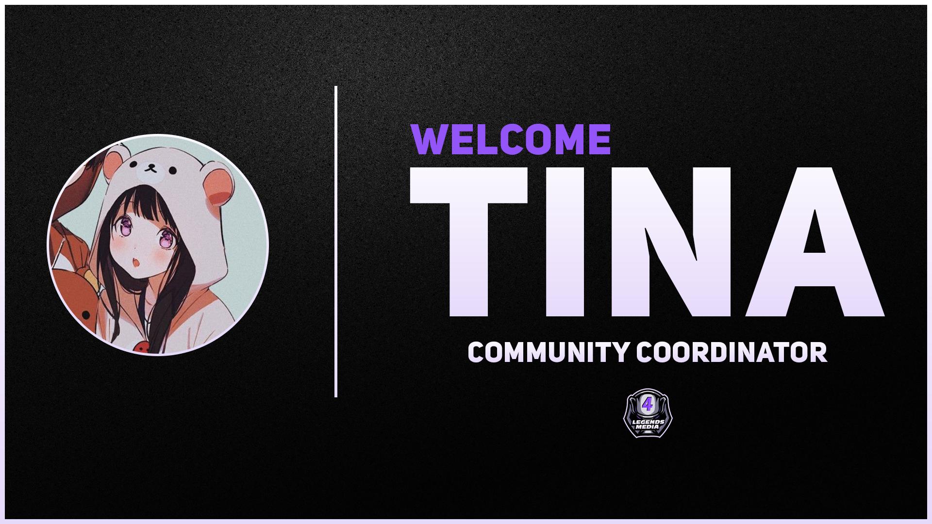 New Manager: Tina