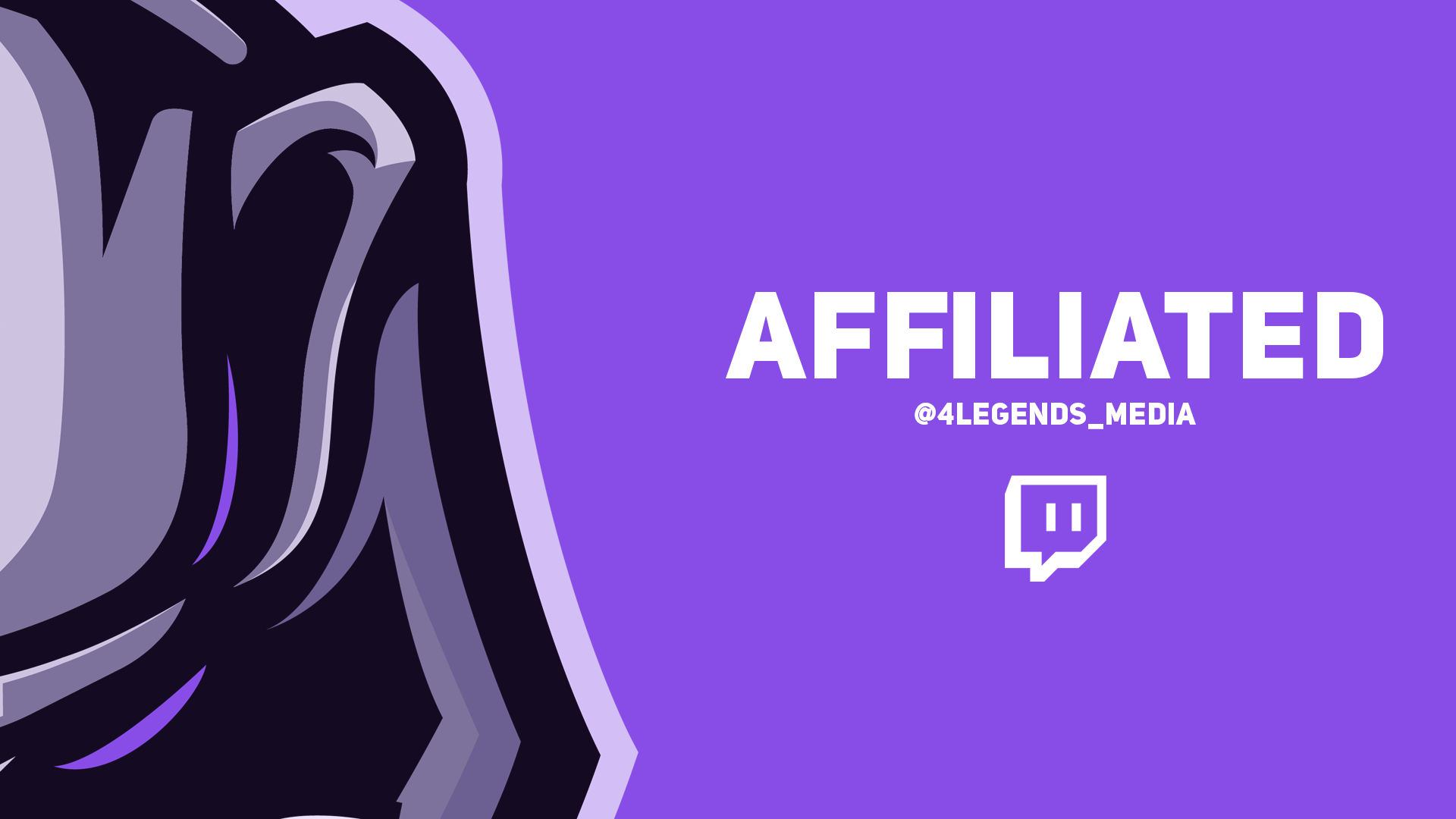4LM is Twitch Affiliated!