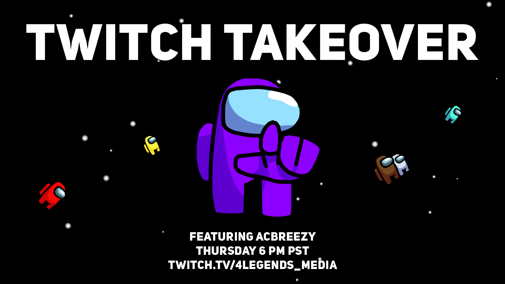 4LM's first Twitch Takeover with ACBreezy